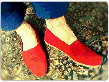 Summer Shoes - Tom's
