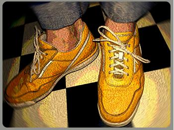 summer shoes - colorful kicks