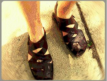summer shoes - sandals