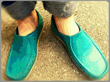 summer shoes - crocs