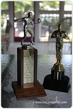 bookend trophies