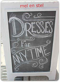 dresses anytime