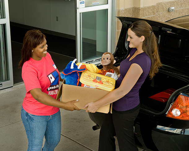 Events and Promotions at Goodwill Donation and Store Centers