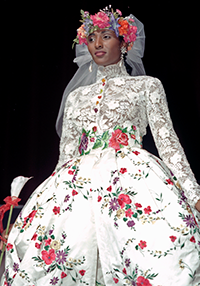 Emanuel Ungaro (French) - Bridal Gown