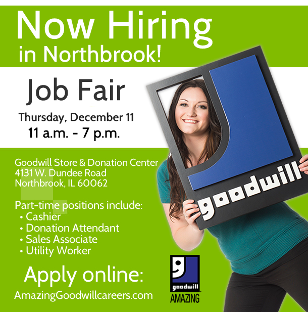 Northbrook job fair