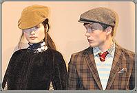 poor-boy hats