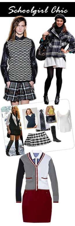 fall school fashion