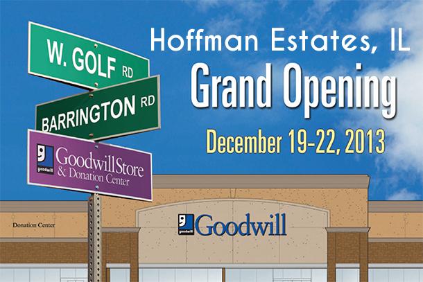 Hoffman Estates Grand Opening