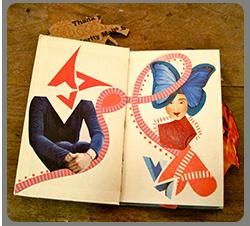 valentine's day book