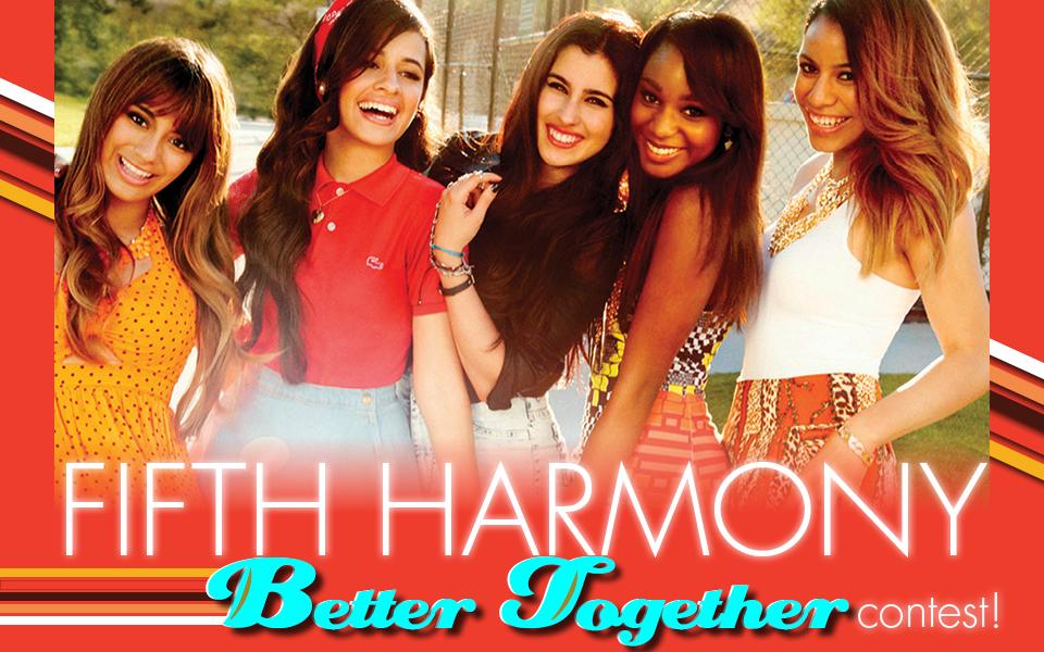 Fifth Harmony contest