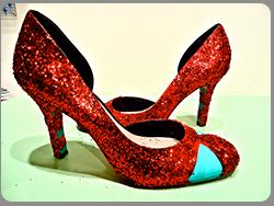 annie glittershoes5