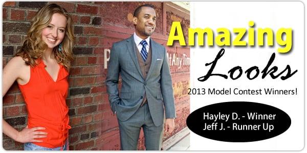 Amazing Looks Contest Winners