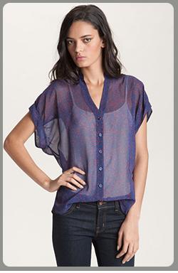breezy blouses