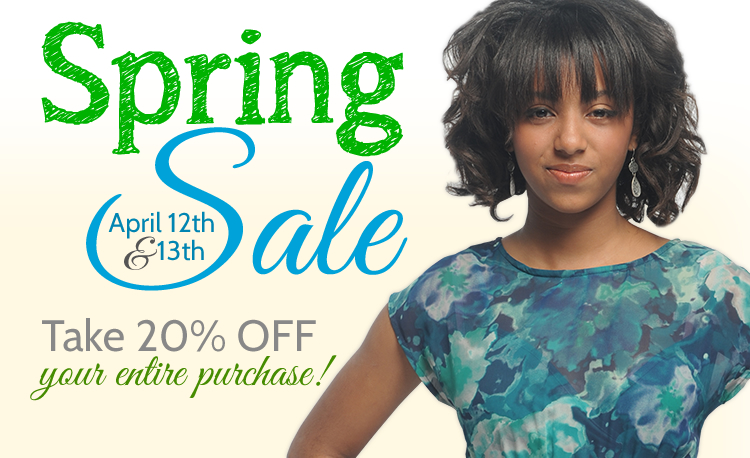 Goodwill Spring Sale