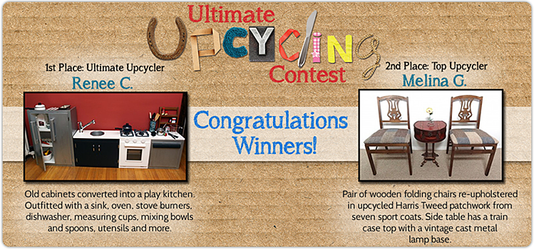 Ultimate Upcycling Contest