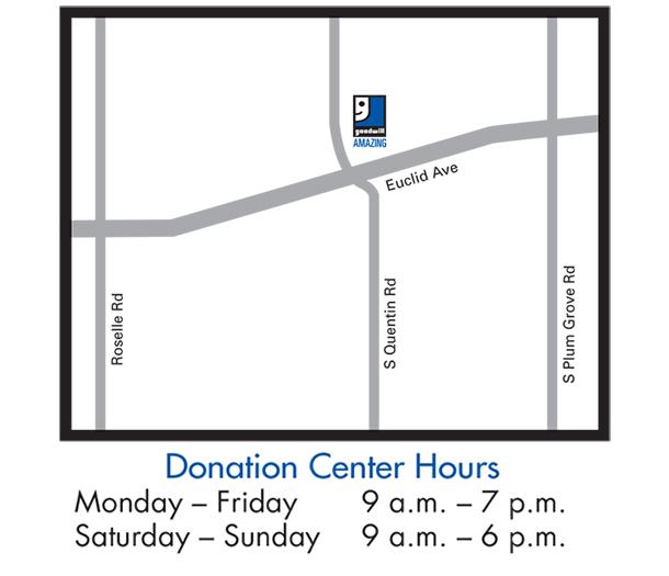 Palatine Donation Center
