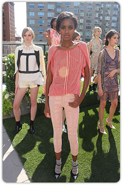 Coral Chic for Spring and Summer
