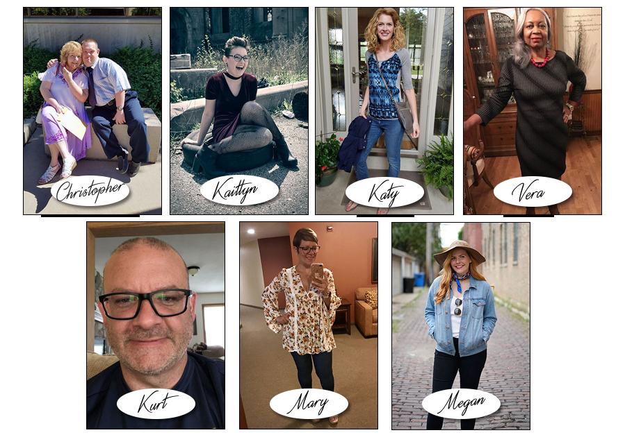 2018 Amazing Looks Model Contest Winners