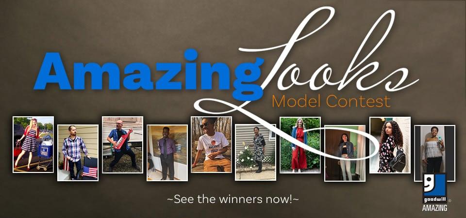 Amazing Looks Model Contest Winners 2019