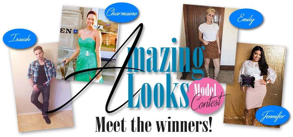 Goodwill Amazing Looks Model Contest Winners 2017