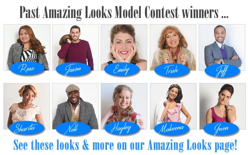 Past Amazing Looks Contest Winners