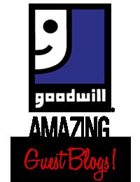 AmazingGoodwill Guest Blogs