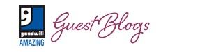 Goodwill Guest Blogs