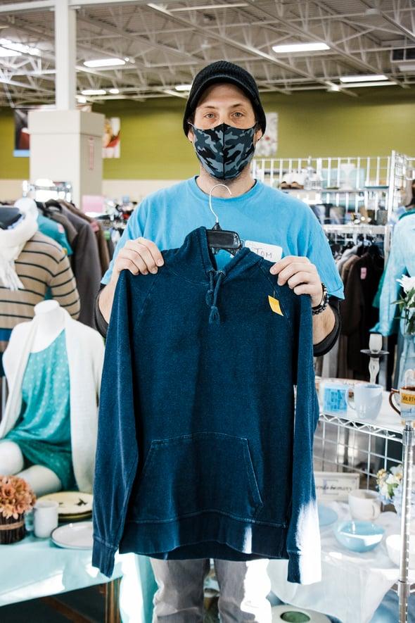Blue Sweatshirt1