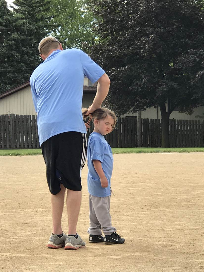 Amazing Dads Photo Contest Winner