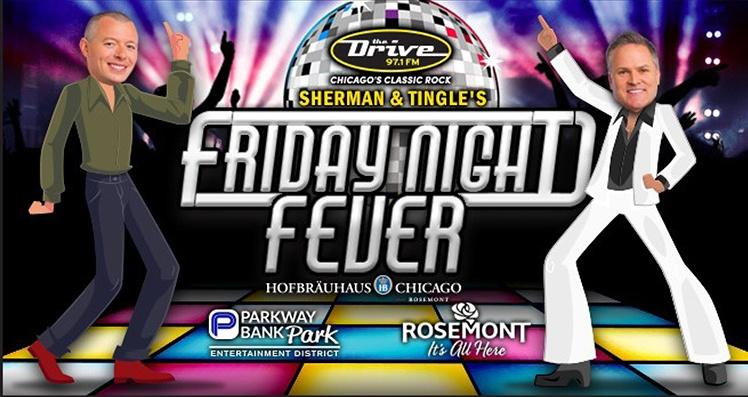 sherman tingles friday night fever halloween party