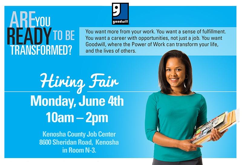 KCJC hiring fair