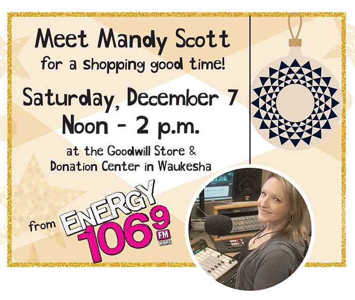 Get a Jump on Your Holiday Shopping with Mandy Scott