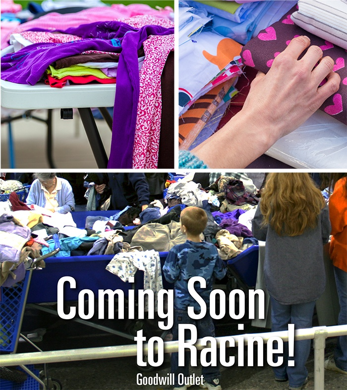 All New Goodwill Outlet Store Coming Soon to Racine