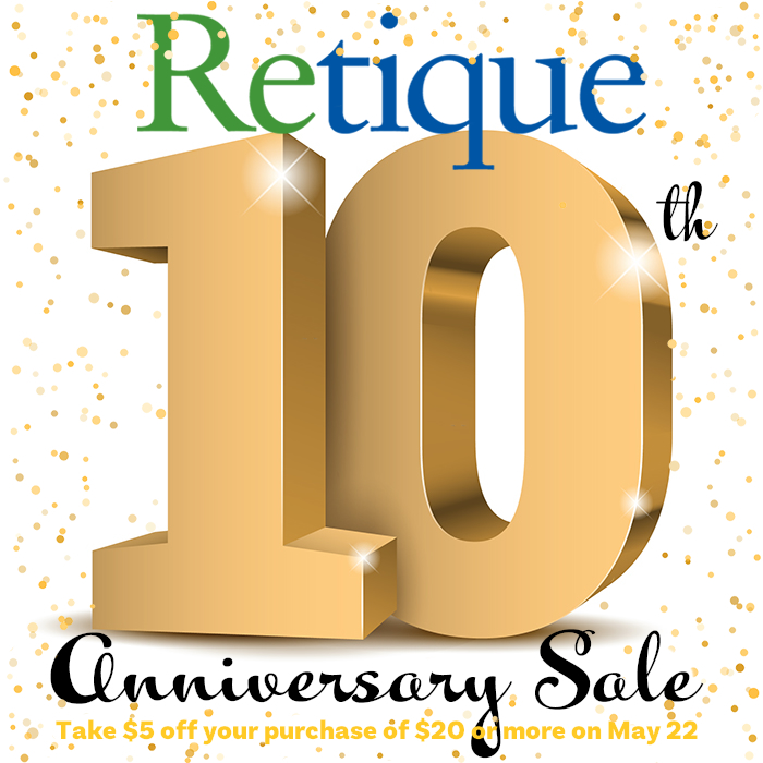 Retique-10thAnniversarySale_email_May2019