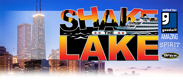 Win Shake the Lake Cruise Tickets at Goodwill