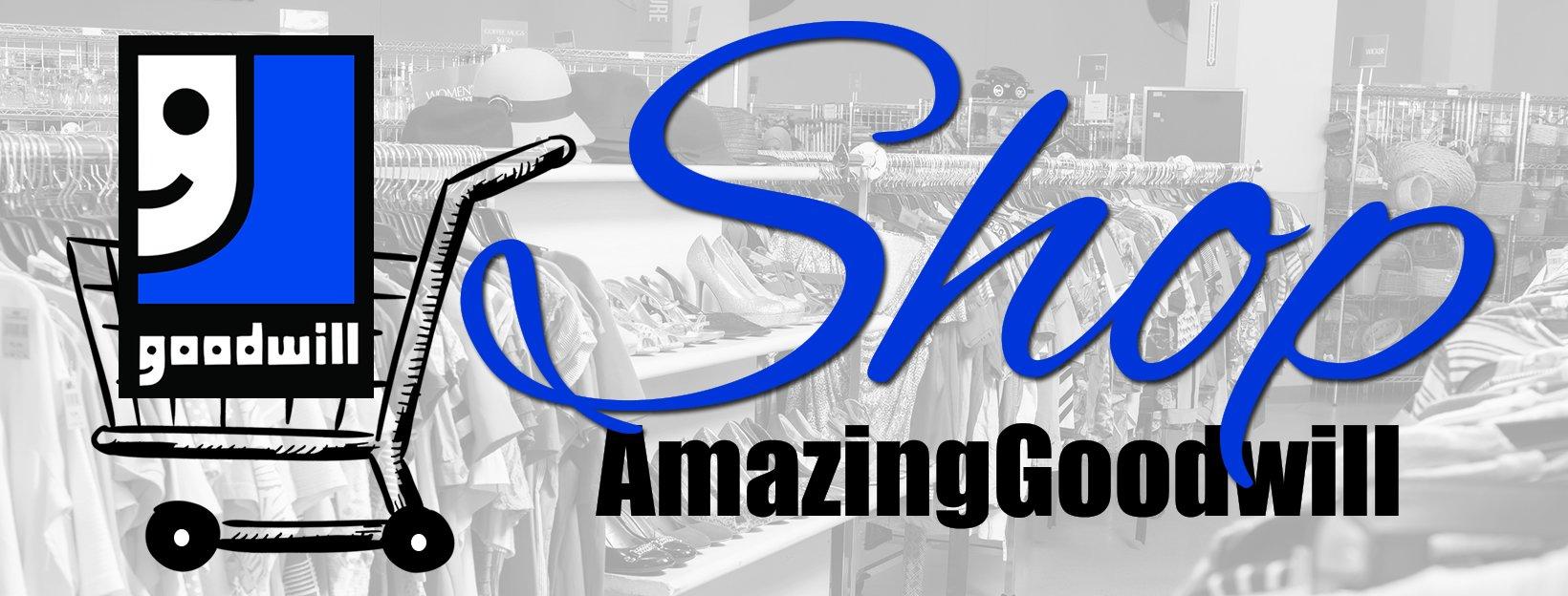 Shop AmazingGoodwill