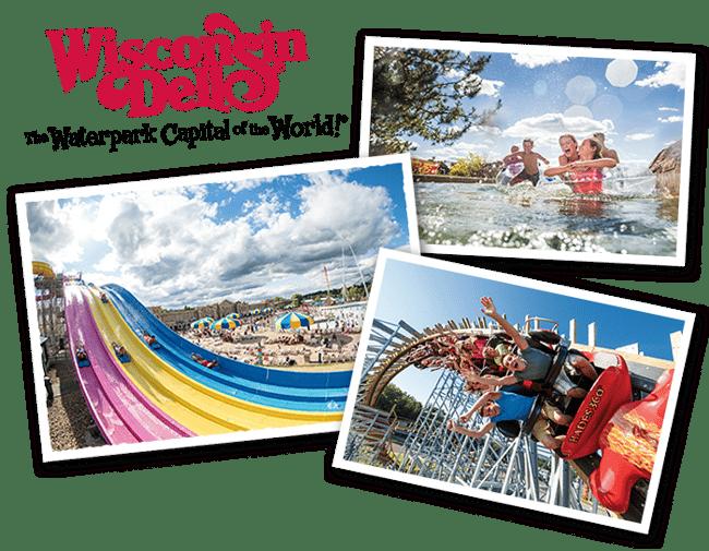 Wisconsin Dells attractions
