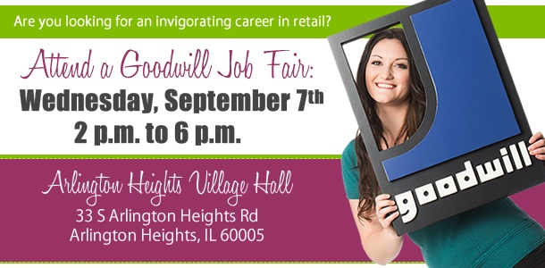 Arlington Heights Job Fair