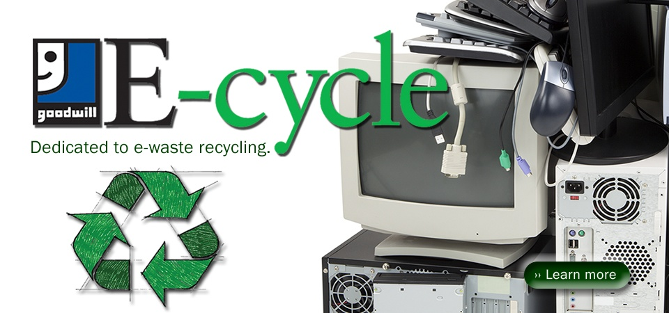Goodwill E-cycle