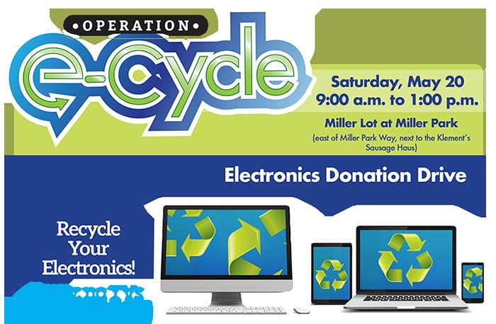 Operation E-cycle