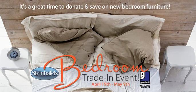 Steinhafels Bedroom Trade-In