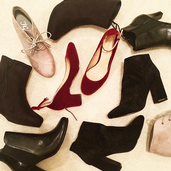 Goodwill Shoe Haul