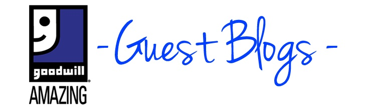 Amazing Goodwill Guest Blogs
