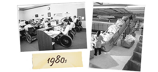 1980s - 1960s - Mission and History of Goodwill Industries