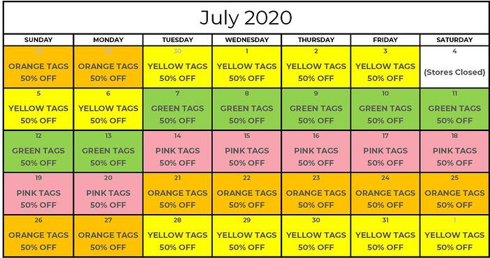July 2020 Tag Sale-1