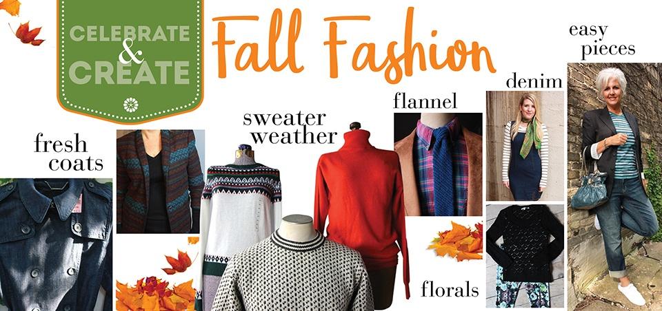 Living Amazing - Fall 2018 - Fashion