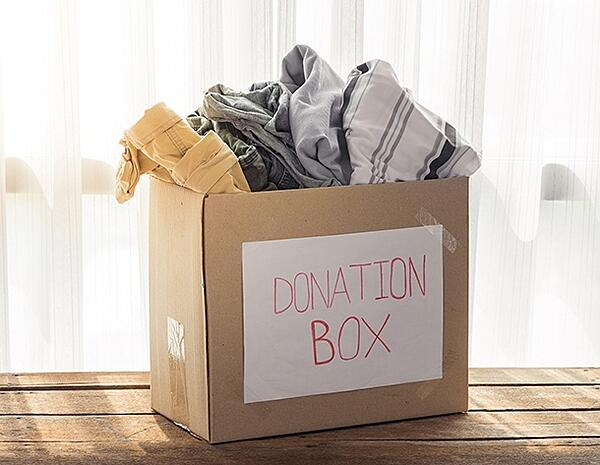 Donate to Goodwill during Earth Month!
