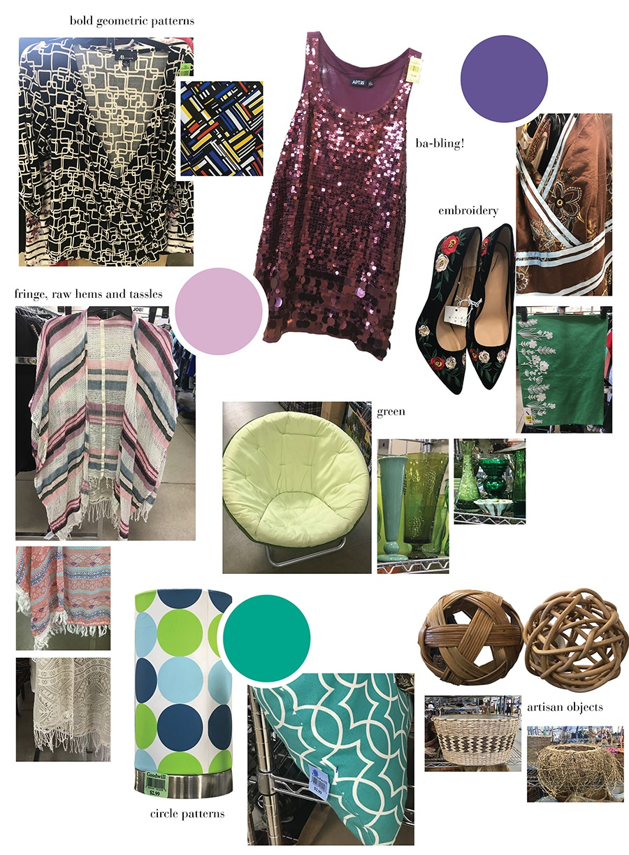 Living Amazing Spring 2018 Fashion and Decor Trends