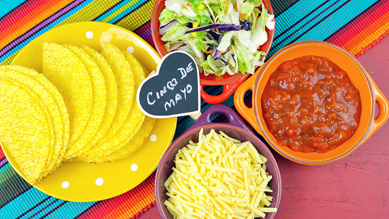Celebrate Cinco de Mayo in style with a few easy design tips from our Home Décor Expert Merri Cvetan!