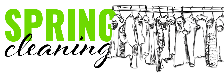 Living Amazing - Spring 2019 - Spring Cleaning
